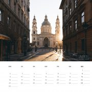 Kalender Felix Meyer 2018 April