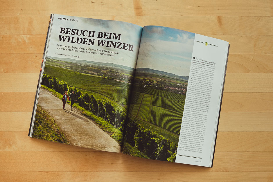 Outdoor Magazin Bayern Special